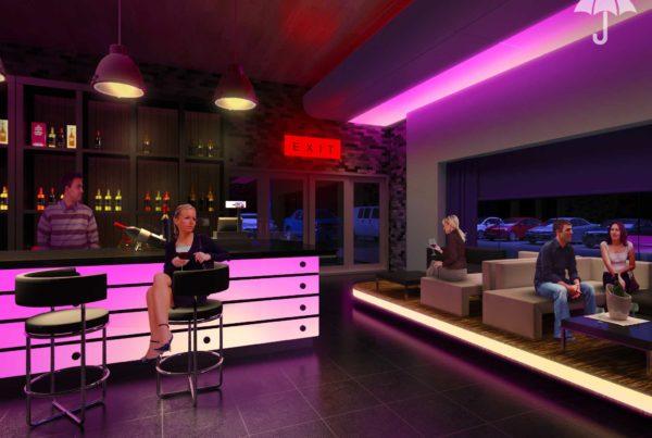 Nightclub and Bar