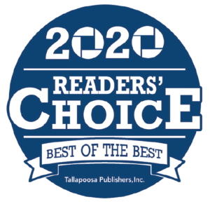 2020 Readers Choice Award